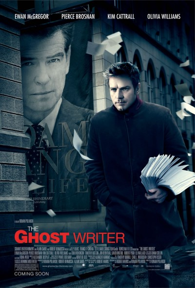 What does a Ghostwriter do?