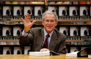 Why Sarah Palin and George Bush hired Ghostwriters